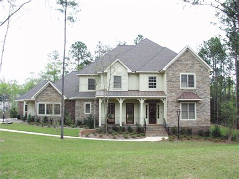 2 story brick house plans two story house with siding and stone three story house