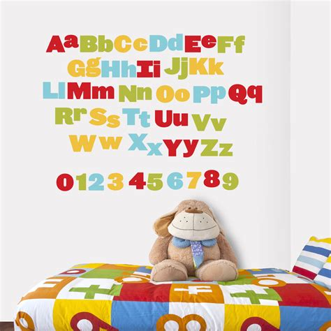 abc wall stickers image alphabet letter wall decals