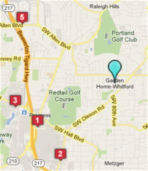 map of oregon gardens hotels motels near garden home oregon see all discounts