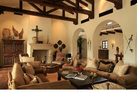 Colonial Style Homes Interior by Southwest Style Home Traces Of Spanish Colonial Amp Native