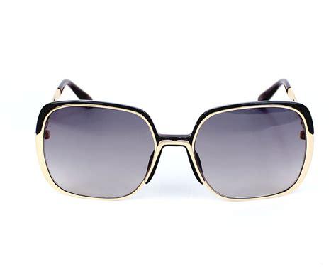 Marc Jacob Mj Snapshot Original Ori 2 lunettes de soleil marc mj 622 s ksu vk or avec des verres gris pour femmes