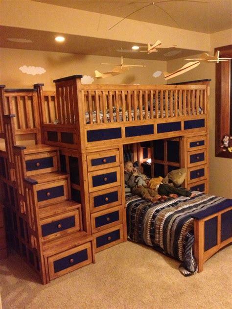 bunk beds wa bunk beds wa washington bunk bed with trundle wayfair
