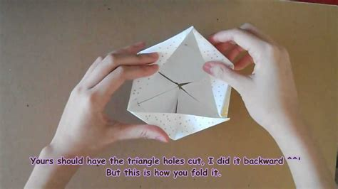 How Make Paper Toys - dolly paper