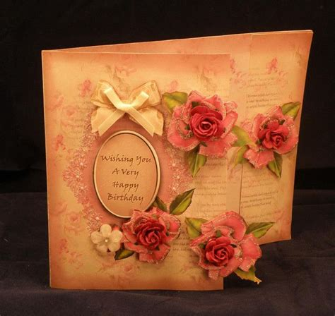 ruby roses gap card 8 x 6 boxed decoupaged card available from www - Gap Gift Card Pin