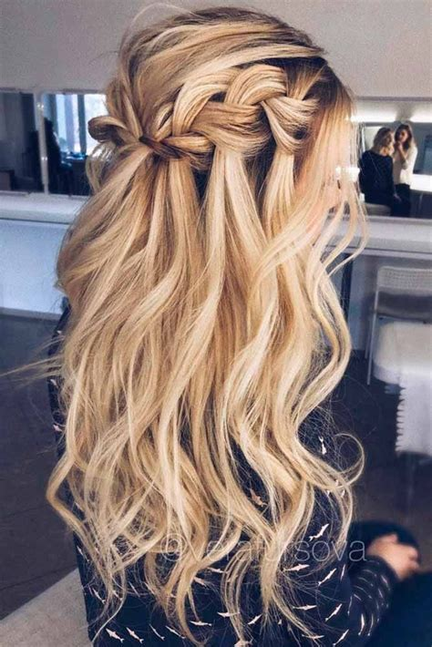 hairstyle ideas for evening prom hairstyles for long hair pinterest best 25 prom hair