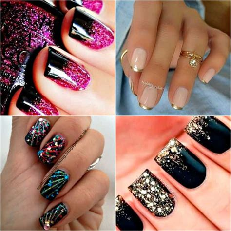 new year nail design new year s nail designs