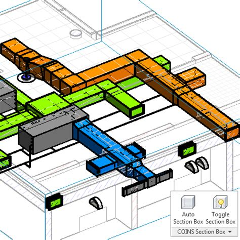 section box coins auto section box revit autodesk app store