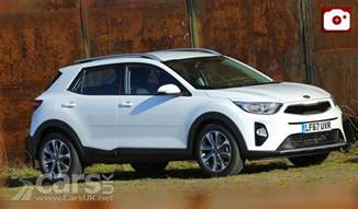 Kia Models Uk Kia Stonic Kia S New Compact Suv Costs From 163 16 295 In