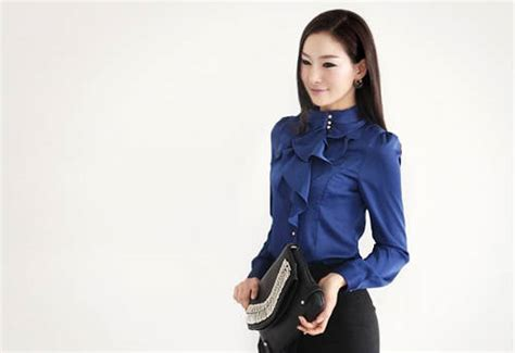 Kemeja Kerja Korea Jumbo Big Size Xl Xxxl Xxxxl 5l Kemeja Kerja Wanita Ukuran Besar Big Size Model