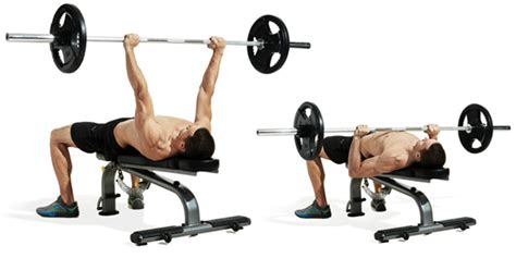 bench press exercise images the best full body muscle workout men s fitness