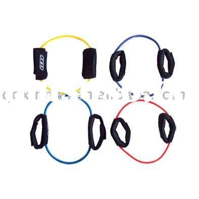 Lm001 11 Colour 100 resistance bands exercise bands for sale price china manufacturer supplier 585847
