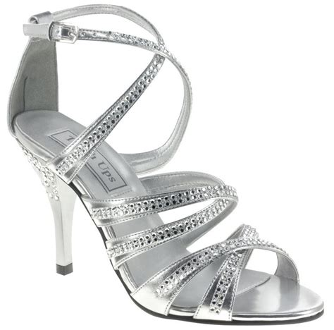 Sandal Mitzi Silver 39 best of the dresses images on
