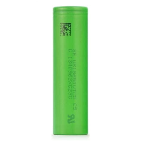 Sony Vtc5 18650 3 7v 2600 Mah 30a Authentic Original sony imr 18650 vtc5 2600mah 30a rechargeable battery