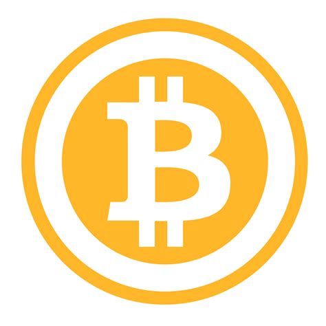 Bitcoin Logo where can i find this bitcoin logo as a transparent png