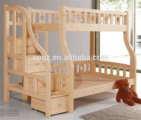 High Quality Bunk Beds High Quality Children Solid Wood Bunk Beds With Stairs In Color Buy