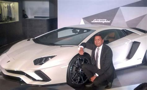 Lamborghini Price In Indian Currency And Here Comes The Boom Lamborghini Aventador S Launched