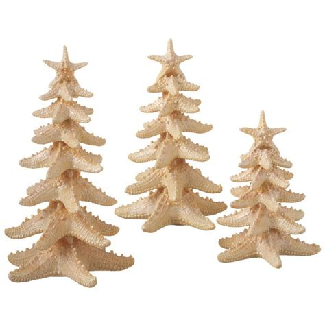 starfish tree figurine it s beginning to look a lot like