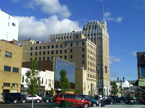 advance pontiac mi pontiac mi downtown pontiac building as viewed from