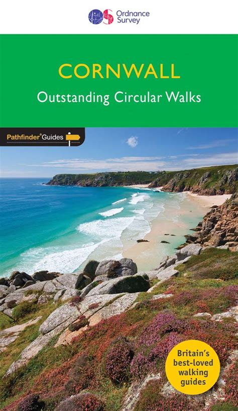 cornish walks walking in the mevagissey area books pathfinder cornwall pathfinder guides