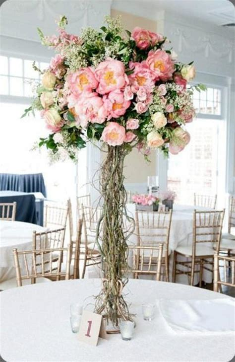 enchanting quinceanera flowers wedding table decorations