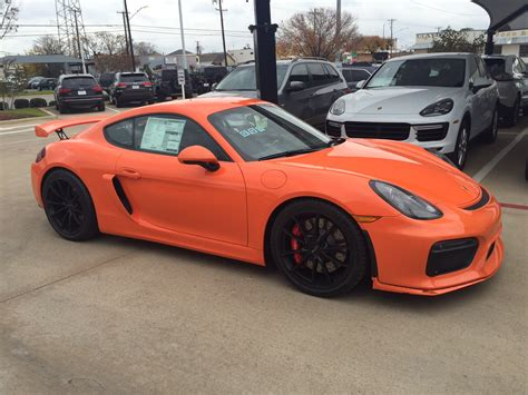 porsche cayman orange gulf orange just in rennlist discussion forums