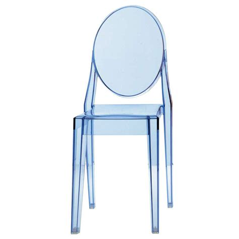 Ghost Chair by Ghost Kartell Palzon