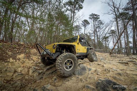 muddy jeep wrangler 2001 jeep wrangler tj with a 5 9l v8 drivingline