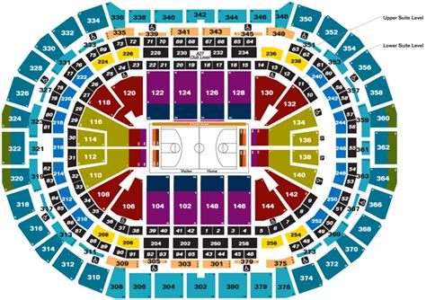 pepsi center floor plan pepsi center seat map my blog