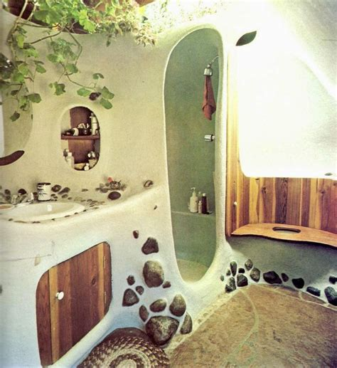 wild bathrooms moon to moon the cob home of john wild