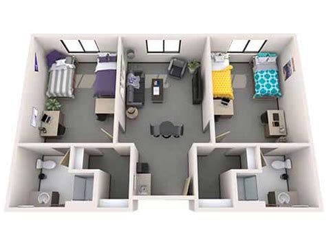 gcu housing office of residence life student housing grand canyon university