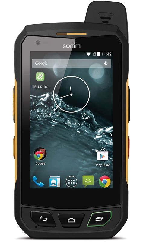 sonim xp7 jpg sonim xp7 rugged smartphone telus business