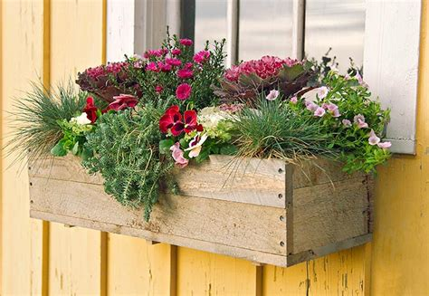 lowes window flower boxes image from http www lowes creative ideas images 2013