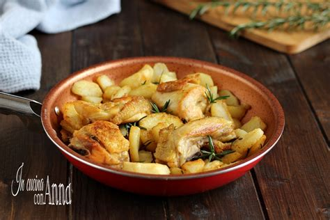 come cucinare patate in padella pollo e patate in padella