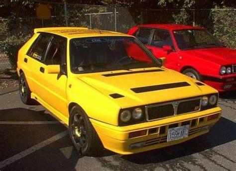 Lancia Delta Integrale For Sale Usa One More Year 1989 Lancia Delta Integrale Hf Bring A