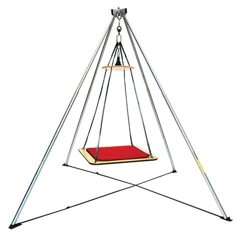 therapy swing frame portable teepee frame flaghouse