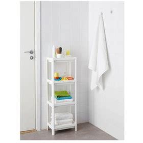 Ikea Vesken Rak Kamar Mandi Putih jual ikea vesken unit rak putih 23x100 dekoruma