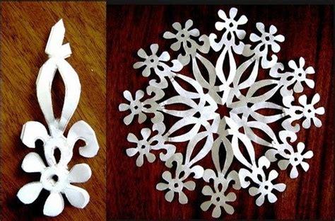 wonderful diy paper snowflakes  pattern