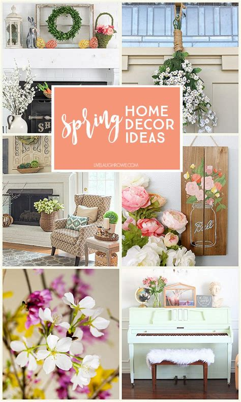 spring home decorations spring home decor ideas to inspire you