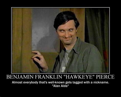 Hawkeye Meme - hawkeye pierce by quotes quotesgram