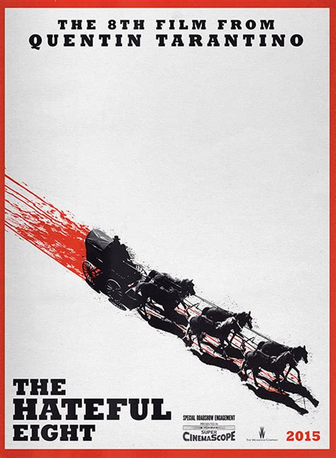 blog the film experience meet the hateful eight blog the film experience