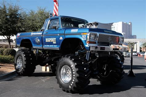 Ford Bigfoot Bigfoot Truck By Thecarloos On Deviantart
