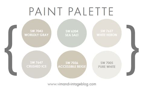 favorite paint colors february 2014