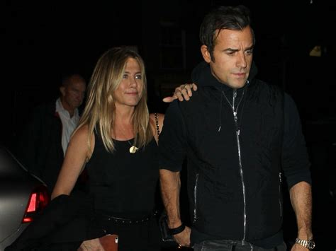 Drama For Jen Aniston Without Brangelina by Justin Theroux Praises Aniston For Being A