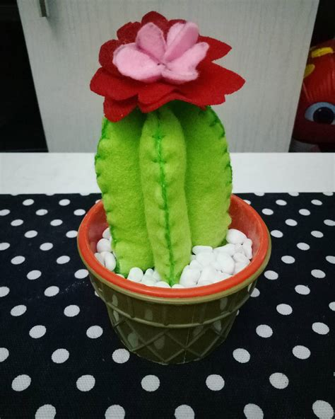 pola membuat hiasan natal dari kain flanel 5 cara membuat hiasan berbentuk kaktus dari flanel dll