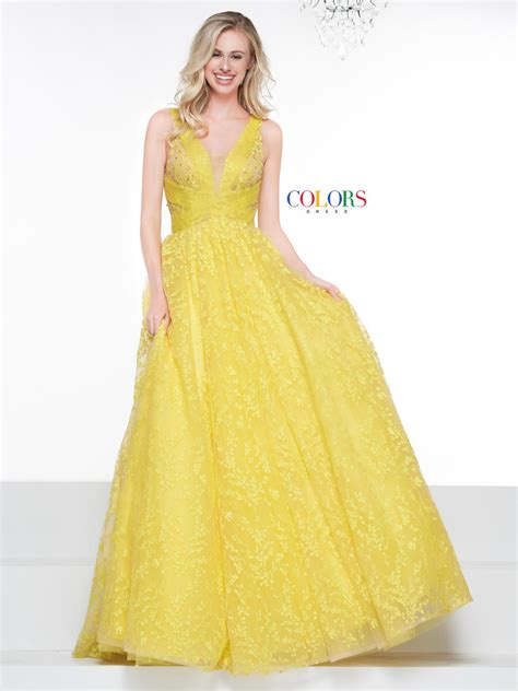 colors dress colors dress 2019 couture house prom homecoming