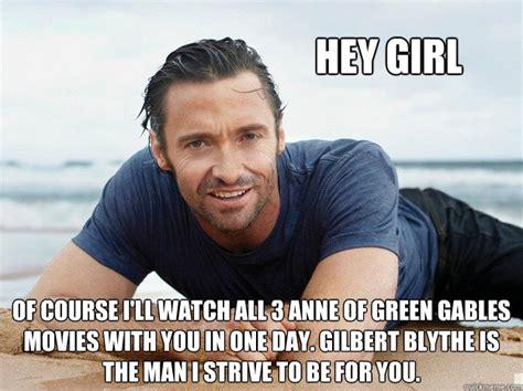 Anne Meme - anne of green gables hugh memes quickmeme