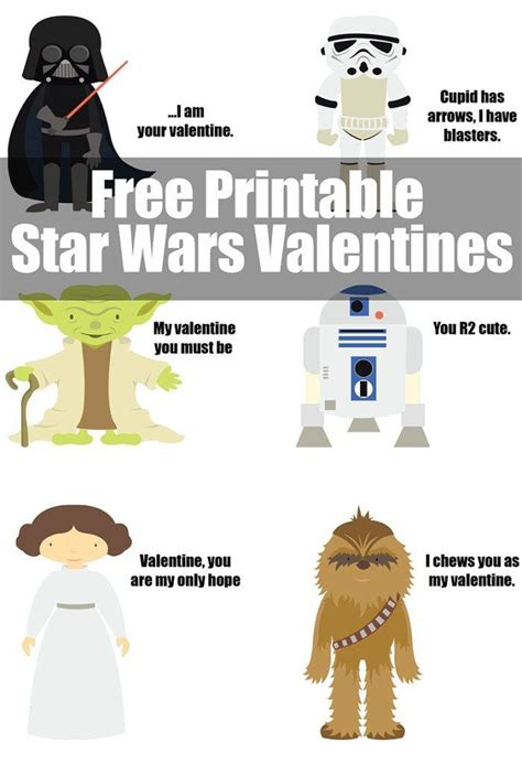 printable star trek valentines 1000 ideas about star wars font on pinterest star wars