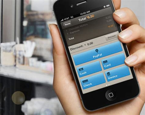 paypal lines up 15 retailers for mobile payments will let