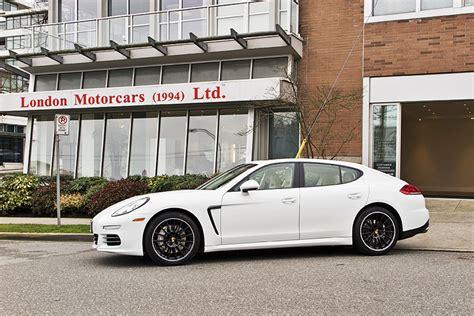 White 4 Door Porsche Panamera by Porsche 2014 Panamera 4s 4 Door Awd Sedan London Motorcars
