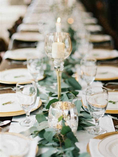 Table Setting For Wedding by 23 Wedding Table Setting Ideas Hgtv